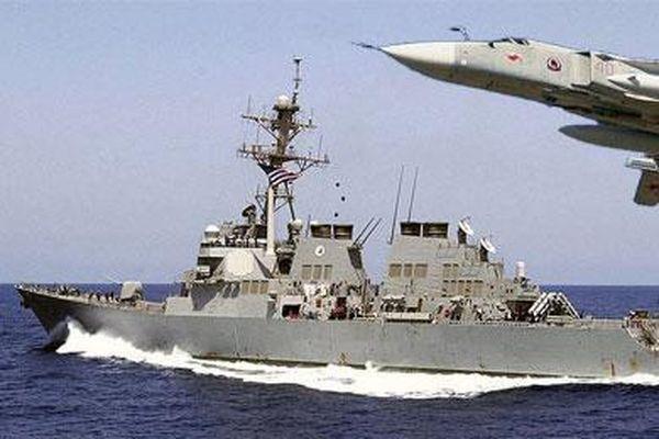 Vì sao tấn công điện tử khu trục hạm Mỹ là ý tưởng tồi?