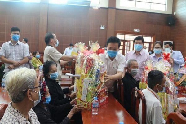 Ông Võ Văn Thưởng chúc Tết tại tỉnh Đồng Nai
