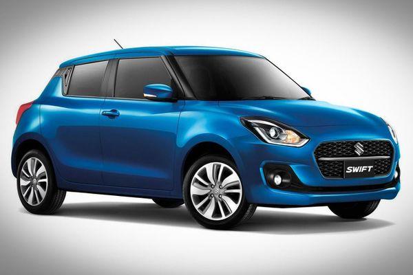 Suzuki Swift 2021 được ra mắt tại Thái Lan, giá từ 18.568 USD