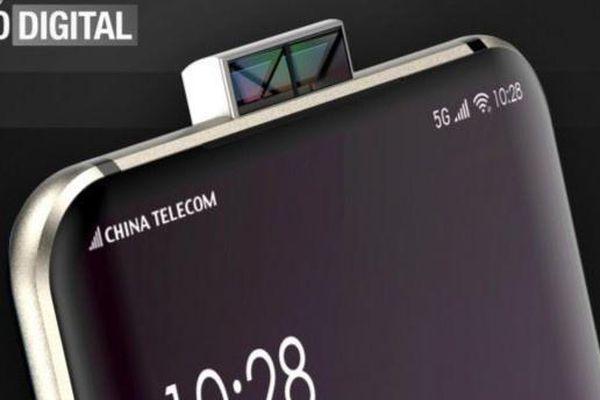 Samsung, Oppo có thể đưa ý tưởng camera pop-up trở lại 2021