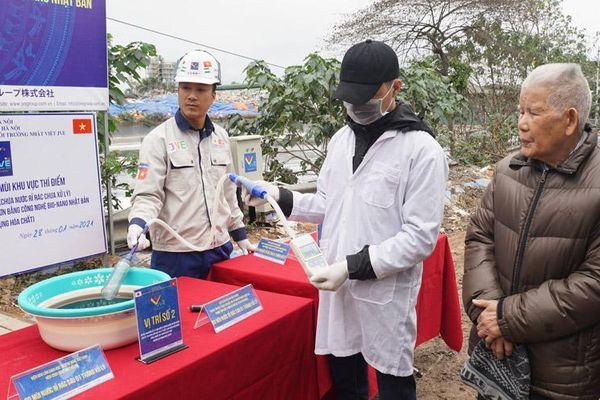 Vận hành an toàn Khu liên hợp xử lý chất thải Sóc Sơn: Kết quả từ sự vào cuộc quyết liệt