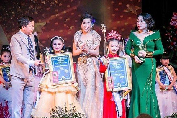 Vinh danh Ngôi sao tài năng Việt Nam 'Ms & Mr Vietnam Talent 2020'