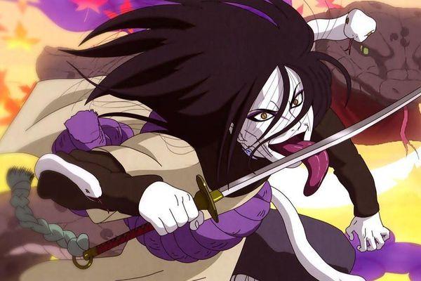 'Naruto': Tìm hiểu nguồn gốc và sức mạnh của thanh bảo kiếm Kusanagi