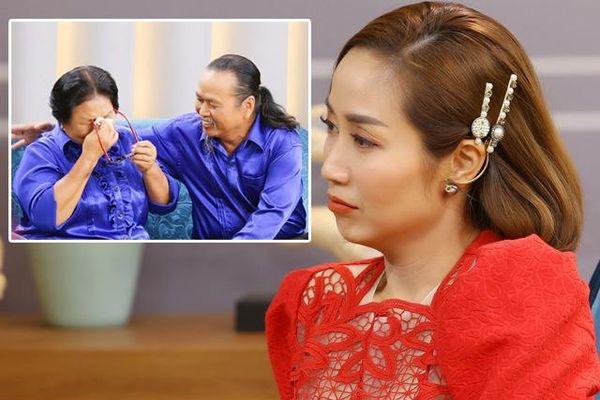 Nam nghệ sĩ khóc nghẹn khi thấy vợ ngày càng gầy đi, Ốc Thanh Vân nghe mà rớt nước mắt