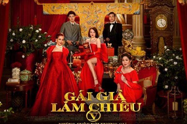 'Gái già lắm chiêu V - Những cuộc đời vương giả': Dời đường đua phim Tết