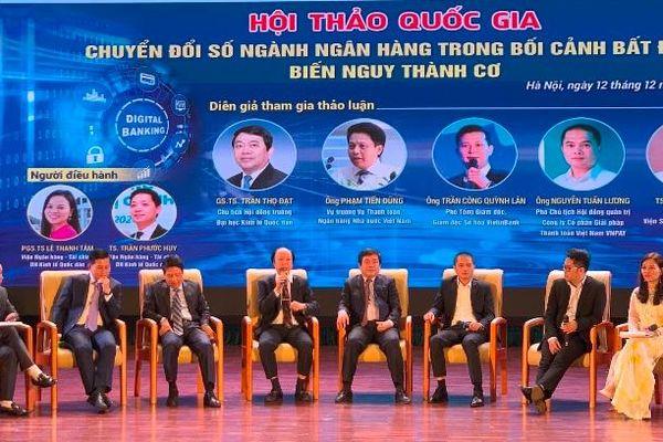 Việt Nam thúc đẩy tiến trình chuyển đổi số