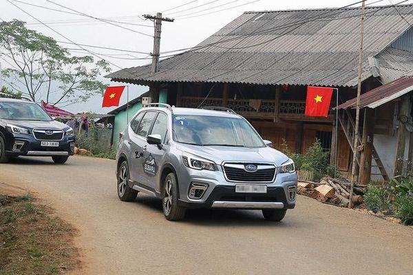 Subaru triệu hồi Forester đời 2019 khắc phục lỗi ngừng động cơ khi xe đang chạy