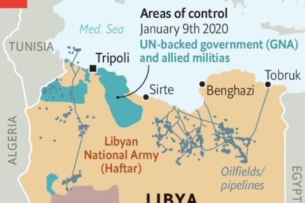 Các công ty dầu khí Nga có nên tiếp tục 'phiêu lưu' tại Libya?