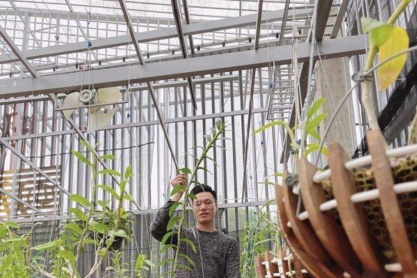 Câu chuyện vườn lan giá trị của thầy giáo Vũ Hoàng Giang