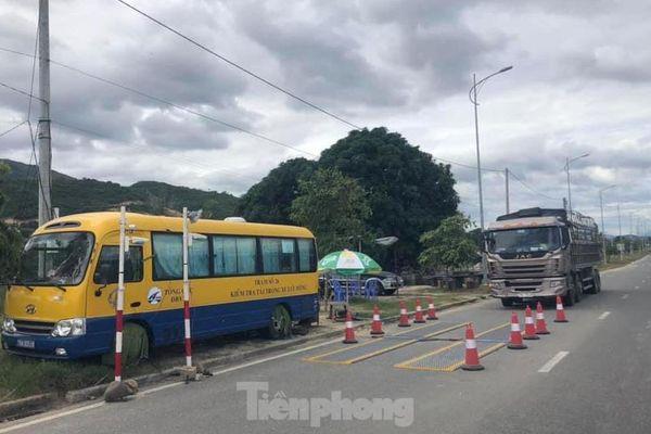 Những xe quá tải nào đã được Trạm cân Khánh Hòa miễn, giảm mức phạt?