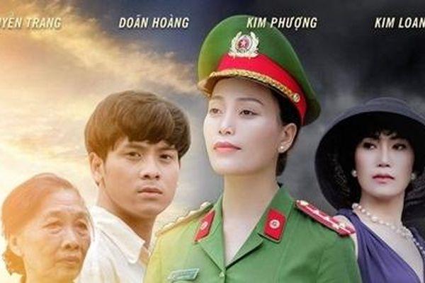 Ca sĩ Huyền Trang: 'Vai diễn Công an thực sự là một trải nghiệm thú vị'