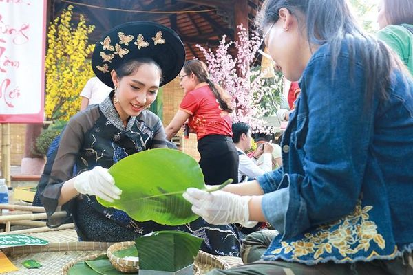 Mong tết Việt sớm trở thành di sản UNESCO