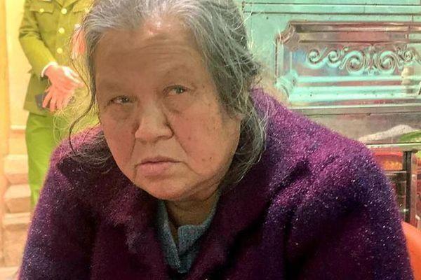 Cận mặt bà lão 75 tuổi trùm đường dây ma túy đệ tử toàn con cháu