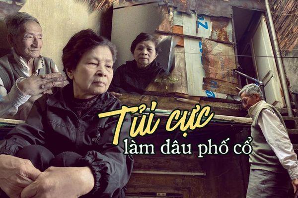Tết đặc biệt của dâu phố cổ, sống trên nóc nhà vệ sinh: 'Không dám mời người thân đến nhà ăn Tết'