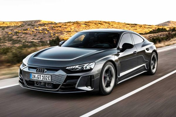 Audi E-Tron GT ra mắt, đối thủ xứng tầm của Porsche Taycan