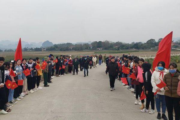 400 hộ dân vui như Tết vì hết cảnh qua sông phải lụy đò