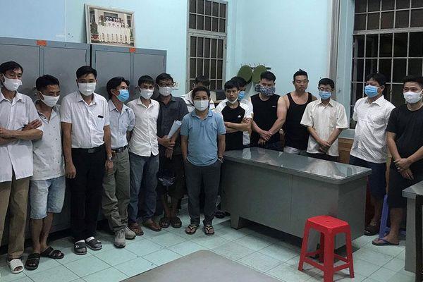 Xử lý 118 vụ đốt pháo trong đêm giao thừa ở Biên Hòa