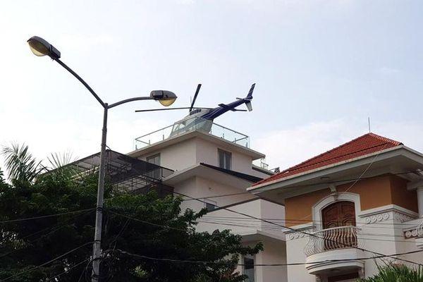 'Ông trùm' đường dây cá độ 1.000 tỷ trưng mô hình trực thăng trên nóc biệt thự là ai?