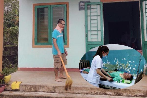 Yêu thương bạn đọc VietNamNet vực dậy nhiều cảnh đời khốn khó