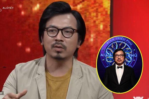 MC Đinh Tiến Dũng từng do dự khi nhận lời dẫn 'Ai là triệu phú'