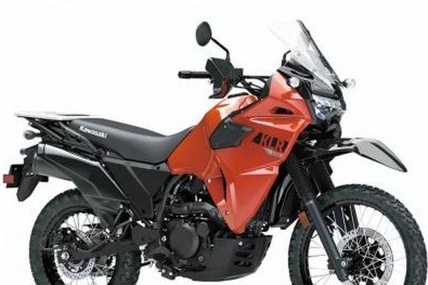 'Hồi sinh' Kawasaki KLR 650 2021: Thiết kế đơn giản, cải tiến về động cơ