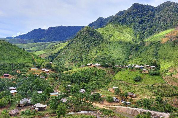 Dộ - Tà Vờng: Ngôi làng trong truyền thuyết