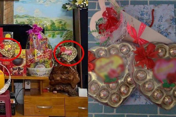 Chuyện hôm qua giờ mới kể: Thanh niên bị bạn gái chia tay vì lấy socola trên bàn thờ đem tặng