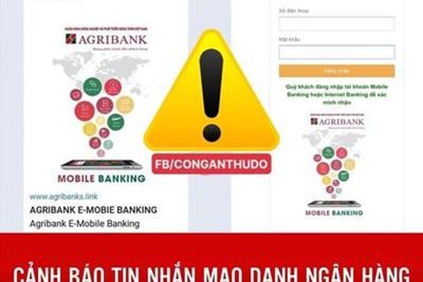 Cảnh giác với tin nhắn nhận 'lì xì' từ ... ngân hàng
