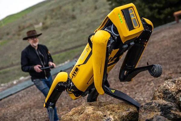 'Chó robot' di chuyển linh hoạt sẽ được đưa lên thám hiểm Sao Hỏa
