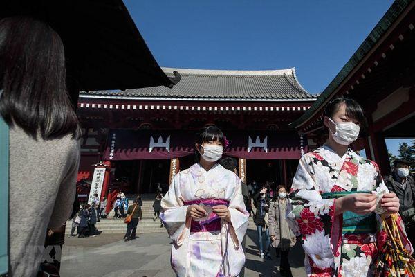 Phong cách trang điểm kiểu Trung 'lên ngôi' ở Nhật Bản