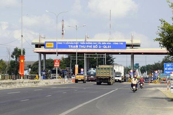 Đề xuất thẩm định Dự án cao tốc Biên Hòa - Vũng Tàu
