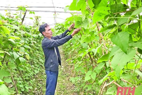 Ninh Khang hướng tới xây dựng xã nông thôn mới nâng cao