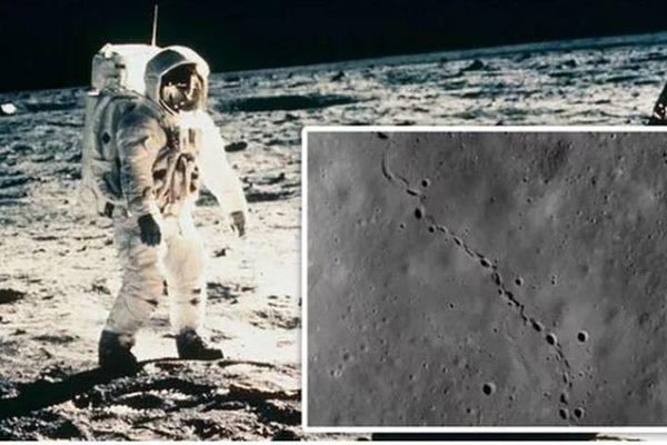 Giải mã 'dấu chân lạ' không phải của phi hành gia trên Mặt Trăng