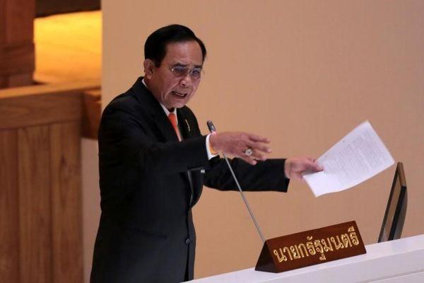 Thái Lan: Thủ tướng Prayut trả lời chất vấn, chuẩn bị đối mặt cuộc bỏ phiếu bất tín nhiệm, nguy cơ nổ ra biểu tình lớn