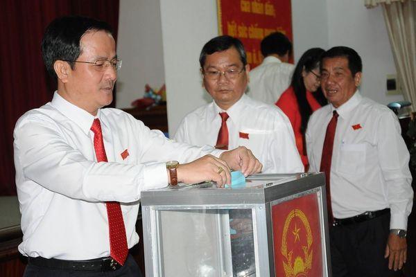 Hậu Giang chuẩn bị bầu cử, nhiều việc sẽ sớm hơn quy định