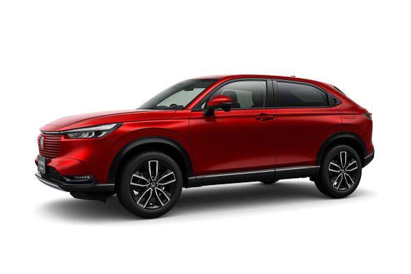 Honda HR-V 2022 trình làng với ngoại hình hoàn toàn mới, có thêm phiên bản hybrid