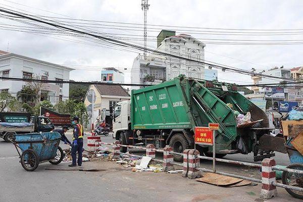 Hoạt động xử lý chất thải rắn: Tăng cường quản lý