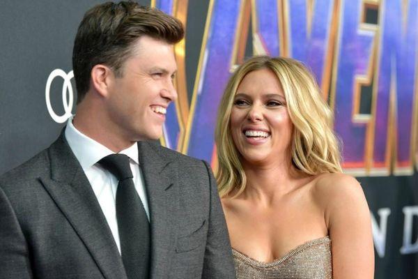 Colin Jost lần đầu nói về lễ cưới bí mật với Scarlett Johansson