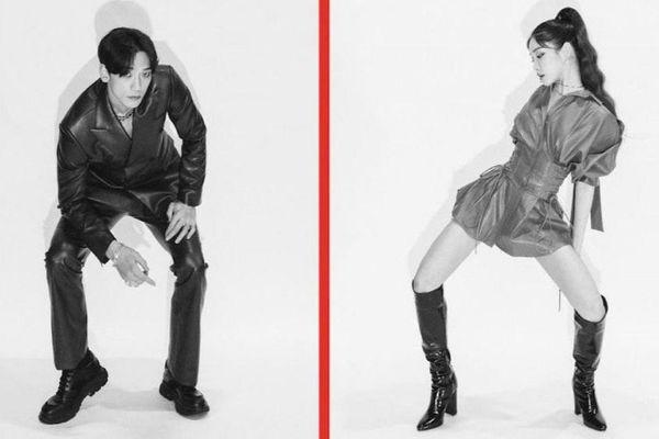 Kim Chung Ha hợp tác với Bi Rain
