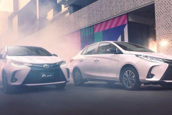 Toyota Vios tại Đông Nam Á có thêm bản giới hạn