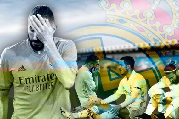 Ai gieo bão chấn thương ở Real Madrid?