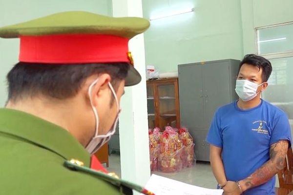 An Giang: Khởi tố, bắt tạm giam đối tượng đánh cán bộ công an