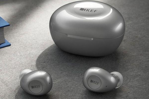 Mu3 - Tai nghe TWS đầu tiên của KEF, đối thủ nặng ký của AirPods Pro