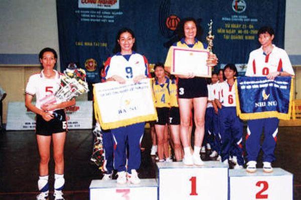 Trần Thị Yến: Một đời đam mê bóng chuyền
