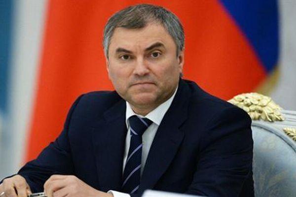 Chủ tịch Hạ viện Nga 'mỉa mai' về tự do kiểu Mỹ, Ukraine