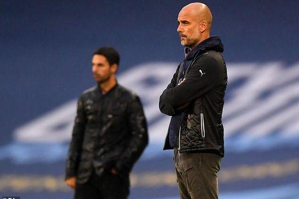 Khi Pep Guardiola không hài lòng Man City