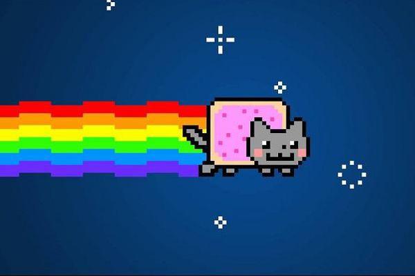 Bản gốc meme mèo được bán đấu giá hơn 500.000 USD