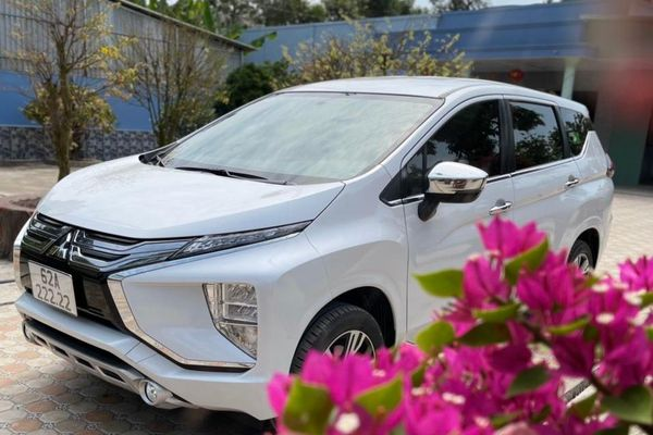 Lộc xuân đầu năm, chủ xe Mitsubishi Xpander trúng biển ngũ quý 2, giá 1,4 tỷ đồng