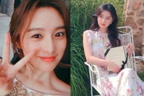 'Nữ thần Hậu Duệ Mặt Trời' Kim Ji Won 'xả' ảnh cũ, camera chất lượng thấp nhưng visual chất lượng vẫn cao ngút trời!