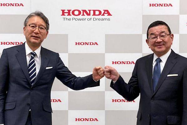Honda Nhật Bản có giám đốc điều hành mới từ 1/4 tới